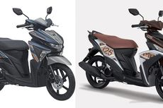 Alasan Yamaha Andalkan Mesin 125 cc untuk Skutik Entry Level