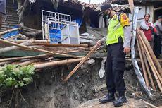 2 Rumah Warga di Grobogan Ambruk Sebagian karena Diterjang Longsor