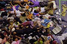 PBB: Indonesia Abaikan Seruan Bantu Kapal Migran Rohingya