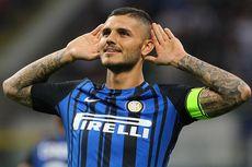 Icardi Masih Enggan Bicara Peluang Inter Juara Liga Italia