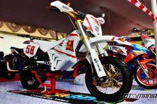 Honda Scoopy Berjubah Supermoto