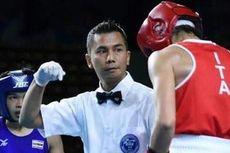 Jadi Wasit Tinju Pertama asal Indonesia di Olimpiade, Boy Pohan Bangga