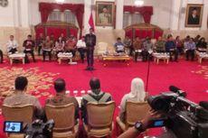 Jokowi Apresiasi Menteri yang Bekerja Pagi, Siang, Malam