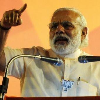 PM India, Narendra Modi.