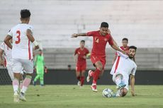 Timnas U-23 Indonesia Vs Iran, Hamid Kecewa Timnya Bermain Imbang