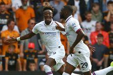 Wolves Vs Chelsea 2-5, Tammy Abraham Hattrick dan Cetak Gol Bunuh Diri
