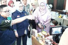 BPOM Gerebek Gudang Obat Kuat dan Pelangsing Ilegal di Jakarta Utara
