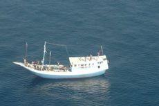 Tentara PNG Bakar Perahu Nelayan Merauke dan Rampas Rp 720 Juta