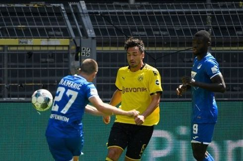 Preview Pekan Ke-4 Bundesliga, Duel Hoffenheim Vs Dortmund Jadi Tajuk Utama