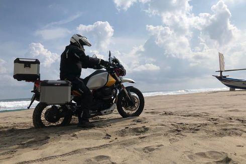 Moto Guzzi V85TT Travel Siap Diajak Keliling Indonesia