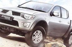 Mitsubishi Siapkan Triton Facelift