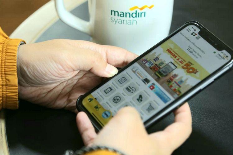 Hingga Mei 2020, pengguna layanan digital atau user Bank Syariah Mandiri mencapai 1,2 juta dengan jumlah transaksi sebanyak 15,87 juta transaksi senilai Rp 16,40 triliun.