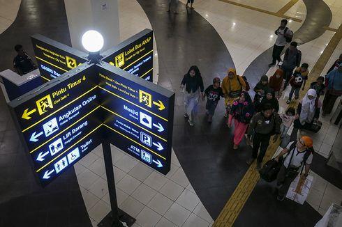 37.443 Pendatang Baru Masuk Jakarta Usai Lebaran 2019