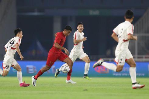 Timnas U-19 Vs Korea Utara, Penonton Bersorak Saat Supriadi Masuk