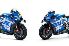 Penampakan Motor Suzuki untuk MotoGP 2021, Serupa tapi Tak Sama