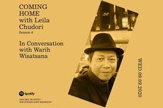 Coming Home with Leila Chudori: Menjadi Penyair, Membaca Syair Warih Wisatsana