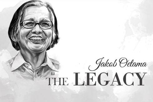 VIK 86 Tahun Jakob Oetama: Kiprah Seorang Guru Menghidupi Jurnalisme Indonesia