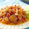 Resep Oseng Kikil Mercon, Bikin Nafsu Makan