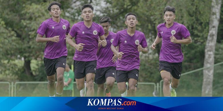 Liburan Selesai, Timnas U19 Indonesia Kembali