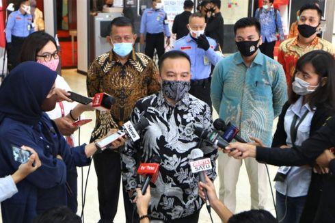 Desakan Mundur ke Menkumham dan Dirjenpas, Pimpinan DPR Tak Mau Berandai-andai
