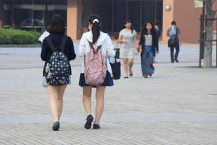 Jika pada 2012 lalu ada 71 perusahaan internasional menjalin komitmen untuk menerima magang mahasiswa Ritsumeikan APU, pada 2013 sebanyak 67 perusahaan juga ikut mendukung program tersebut.