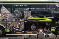 Penumpang Bus AKAP Bisa Pergi Tanpa Keterangan Bebas Covid-19