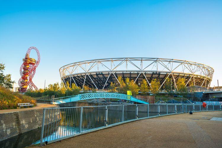Stadion Olimpiade London dok. shutterstock