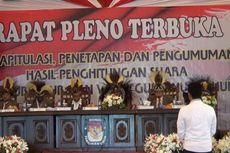 Rekapitulasi Penghitungan Suara Pilkada Papua Barat Ditunda
