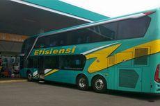 Tarif Bus Patas PO Efisiensi Jawa Tengah dan Yogyakarta Jalur Selatan