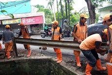 Lama Tunggu Pengadaan dari Pemprov DKI, Lurah Setu Andalkan CSR untuk Pasang Guard Rail