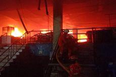 Dua Kebakaran Besar Melanda Pasar, PD Pasar Jaya Diminta Berbenah