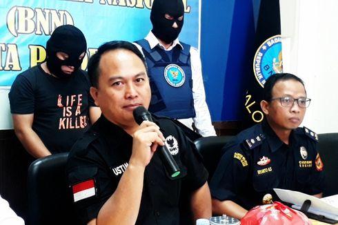 BNN Kembali Ungkap Peredaran Narkotika Gunakan Jasa Pengiriman