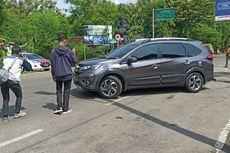 Diduga Pemudik, 20 Kendaraan Diputar Balik di Perbatasan Ponorogo-Wonogiri