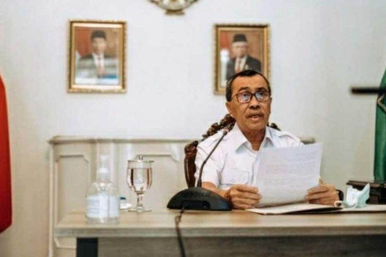 Gubernur Riau Syamsuar. Dok pemprov Riau