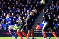 Leicester Vs Chelsea, Drama Empat Gol
