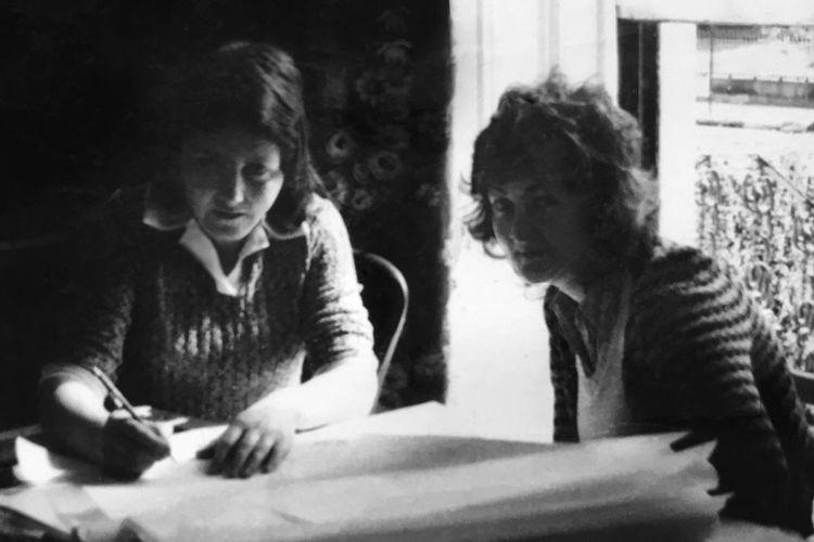 Arsitek Yvonne Farrell dan Shelley McNamara terpilih sebagai pemenang Pritzker Prize 2020.