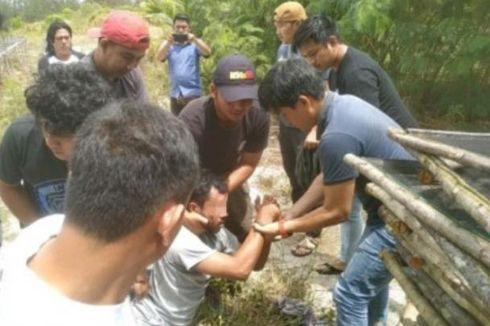 Pembunuh 2 Agen Sapi Ditangkap, Diburu Polisi 10 Hari hingga Menyamar Jadi Tukang Kebun