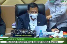 Komisi V DPR Sepakati Usulan Pemerintah Terkait Perubahan UU Jalan