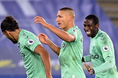 Leicester Vs Everton, Catatan Apik Richarlison dan Kemenangan The Toffees