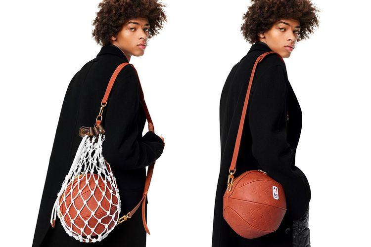Louis Vuitton Ball in Basket Bag