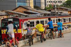 Kereta yang Anjlok Berhasil Ditangani, Perjalanan KRL Kembali Normal