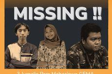 Hilang Saat Liput Demo, 3 Mahasiswa Wartawan Gema PNJ Ternyata Ditangkap Polisi