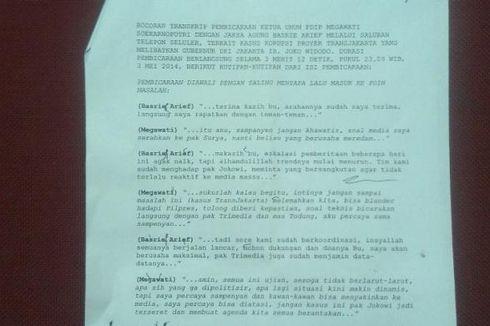 Faizal Tantang Mega, KPK, dan Jaksa Agung Lapor ke Mabes Polri 2 x 24 Jam!