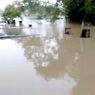 Banjir Luapan Kali Lamong Kembali Rendam 4 Desa di Gresik Selatan