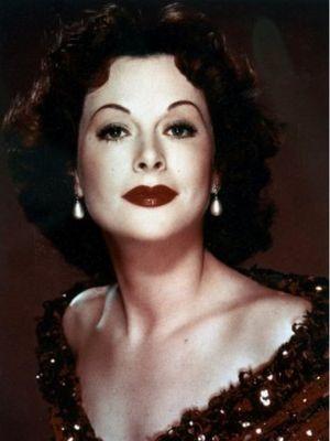 Aktris Hedy Lamarr, bintang Hollywood dari era 1940 -an hingga 1950 -an. (AFP)