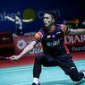 Hasil Piala Thomas - Jonatan Christie Tumbang, Indonesia Vs Thailand 1-2