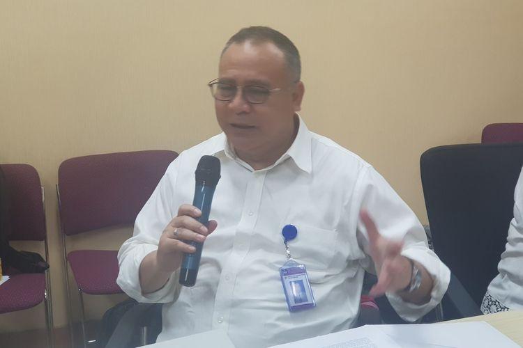 Plt Kepala Badan Pengembangan dan Pembinaan Bahasa (Badan Bahasa) Prof Dr Dadang Sunendar