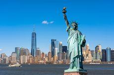 Turis di New York Bisa Divaksinasi Covid-19 di Times Square
