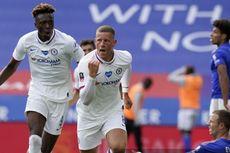 Hasil Piala FA - Leicester City Vs Chelsea, The Blues Ikut Lolos ke Semifinal