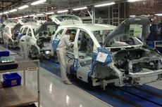 Imbas Tahun Politik, Bisnis Industri Otomotif Lesu